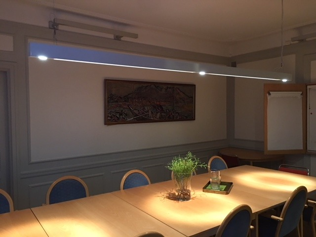Meeting room in Stockholm
