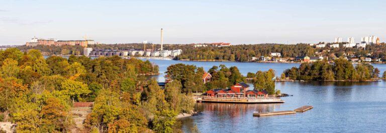ettevõtlusega alustamine Rootsis